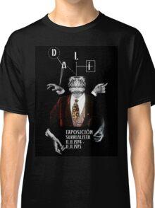 Salvador Dali Surreal Potrait  Classic T-Shirt
