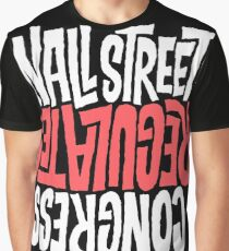 Wallstreet Graphic T-Shirt