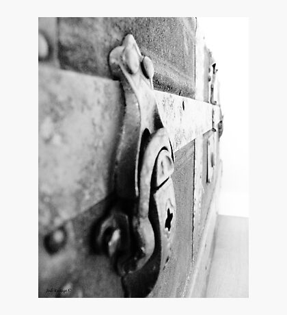 Lock of Ages Photographic Print