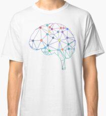 Brain Social Network Classic T-Shirt