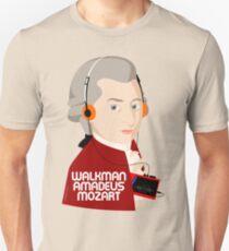 W. Amadeus Mozart T-Shirt