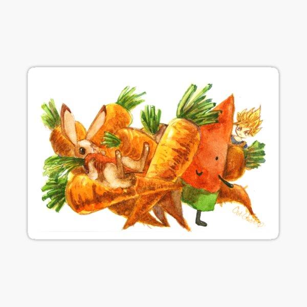 Kacarrot Sticker