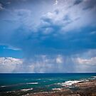 Sea Rain - Phillip Island by samhicks