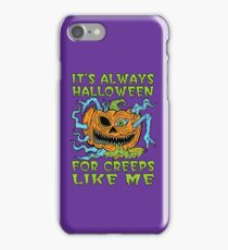 Halloween Creep iPhone Case/Skin