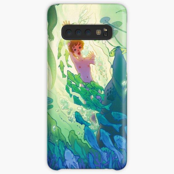 The Swamp Prince Samsung Galaxy Snap Case