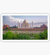 Taj Mahal from Mehtab Bagh Sticker
