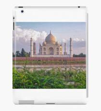 Taj Mahal from Mehtab Bagh iPad Case/Skin