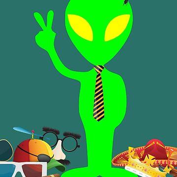 Alien by StephenJoveAnD