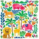 Jungle Fun by TRACEYENGLISH