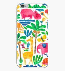 Jungle Fun iPhone Case