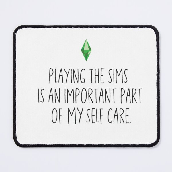 The Sims Mood  Mouse Pad