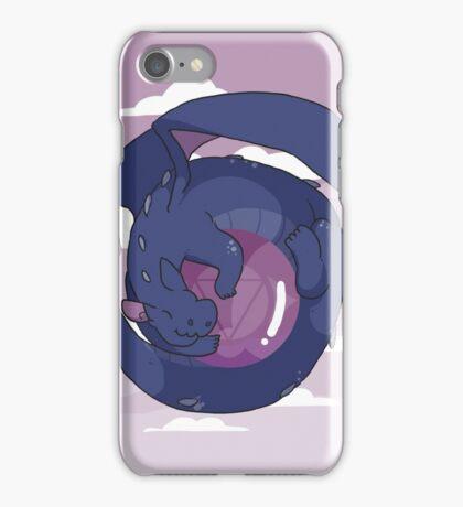 Amethyst Dragon iPhone Case/Skin