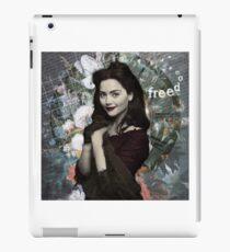 Clara Oswald iPad Case/Skin
