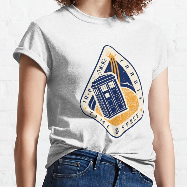 Time & Space Classic T-Shirt