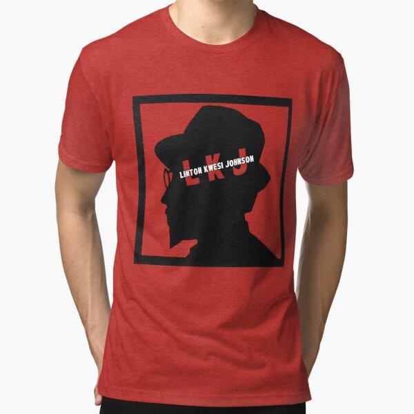 LKJ (Shadow) Tri-blend T-Shirt