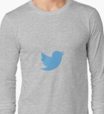 Twitter logo Long Sleeve T-Shirt