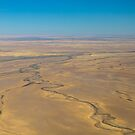 The vision splendid, of the sunlit plains extended, near Longreach, QLD by Andrew Mather