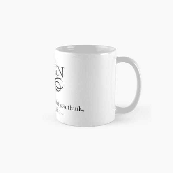 Reign Classic Mug