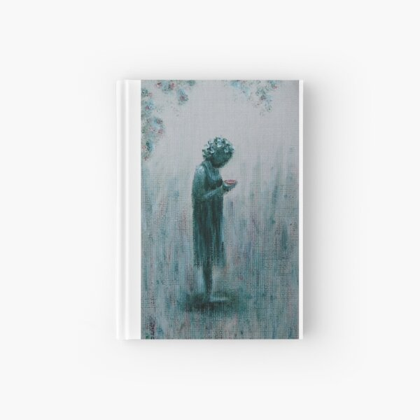Reflection by Donna Williams Hardcover Journal