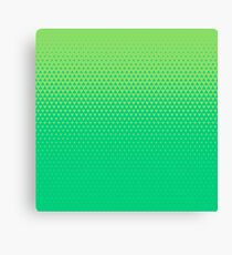 TriFade | Green Edition Canvas Print