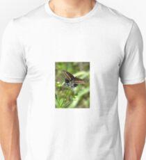 BLACK SWALLOWTAIL BUTTERFLY Unisex T-Shirt