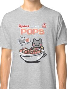 Nyan's Pixel Pops Classic T-Shirt