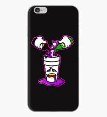 Pour Up in Purple iPhone Case