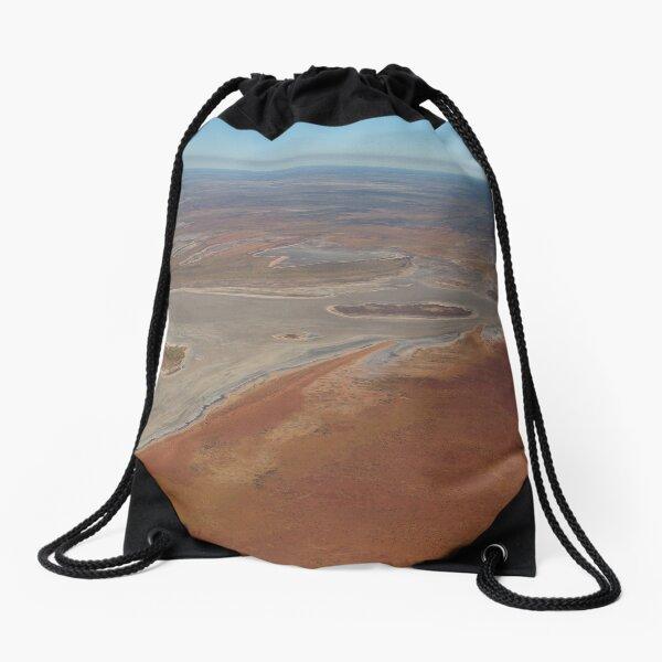 Tanami Desert, WA Drawstring Bag