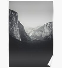 Yosemite Valley VI Poster