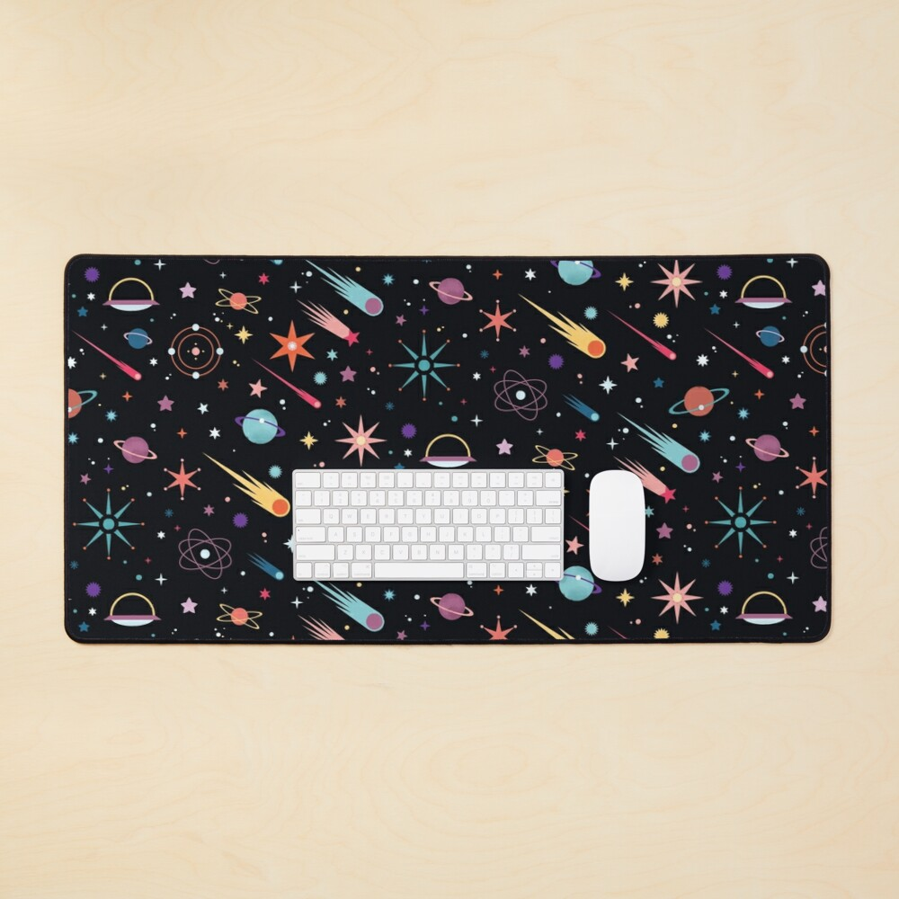 Fly Through Space  Mouse Pad
