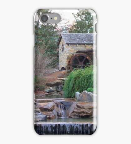 The Little Mill iPhone Case/Skin