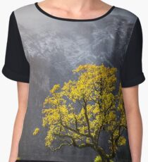 A Walk with the Ents Women's Chiffon Top
