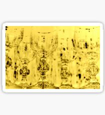 Glass Abstract Sticker