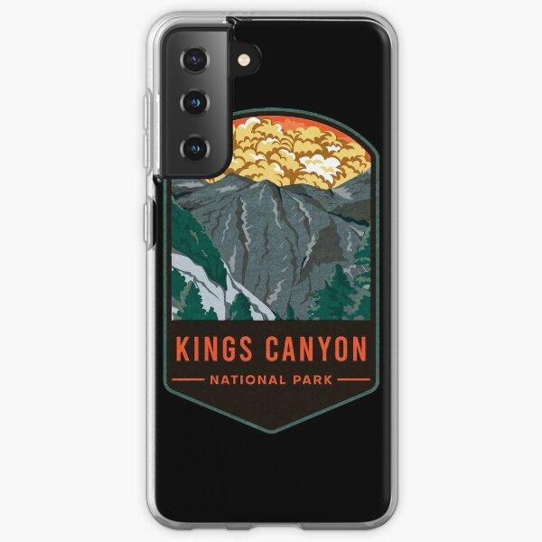 Kings Canyon National Park Samsung Galaxy Soft Case