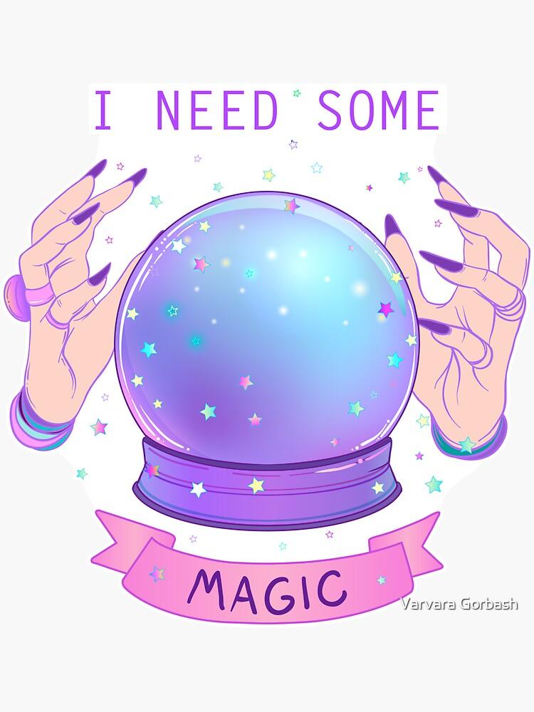 Ich brauche etwas Magie von varka
