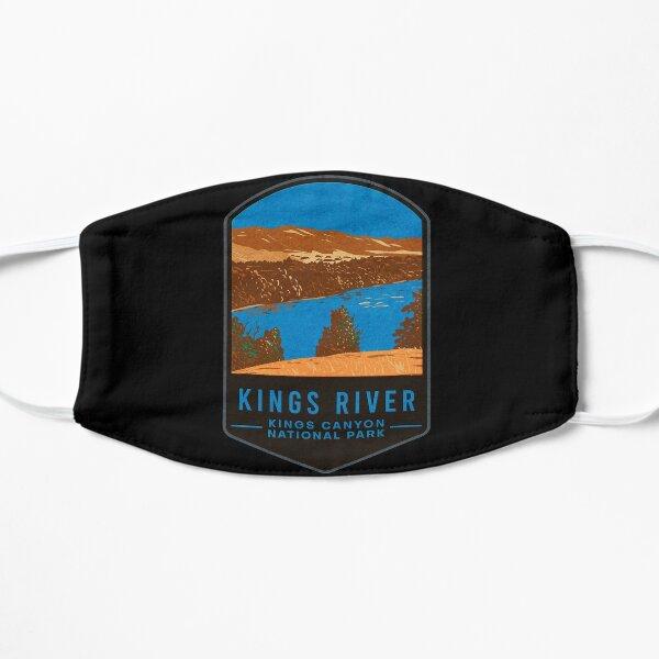 Kings Canyon National Park Flat Mask