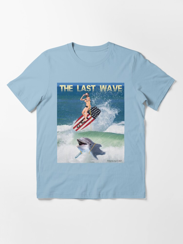 Alternate view of The Last Wave Essential T-Shirt