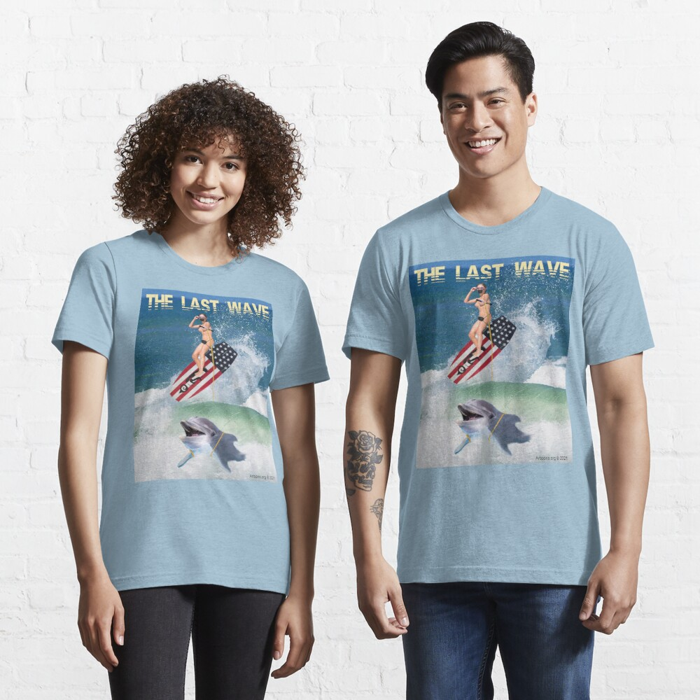 The Last Wave Essential T-Shirt