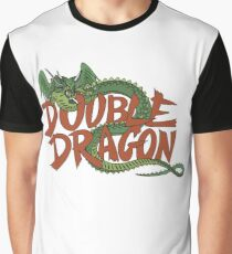 DOUBLE DRAGON - MASTER SYSTEM ART BOX Graphic T-Shirt