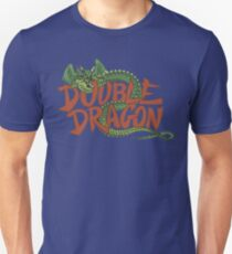 DOUBLE DRAGON - MASTER SYSTEM ART BOX T-Shirt