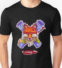 Woodpecker and Dog Unisex T-Shirt