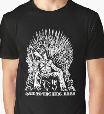 Hail to the King, Baby (Ash - Army of Darkness Graphic T-Shirt
