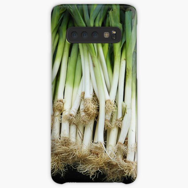 Leeks Samsung Galaxy Snap Case