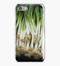Leeks iPhone Case/Skin