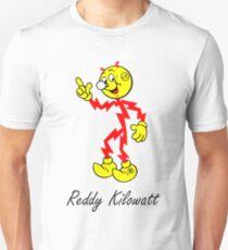 Reddy Kilowatt - Electric Servant Unisex T-Shirt