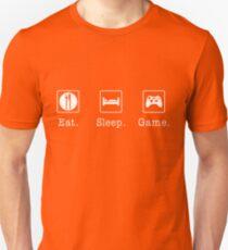 Eat. Sleep. Game. - Xbox T-Shirt