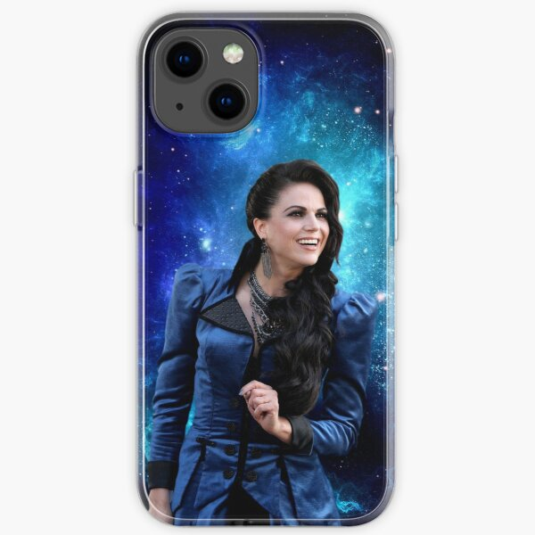 The queen in the stars iPhone Soft Case