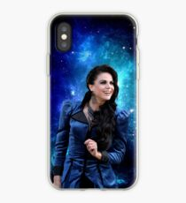 The queen in the stars iPhone Case