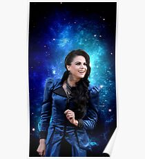 The queen in the stars Poster