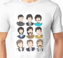 Paul McCartney through the years Unisex T-Shirt